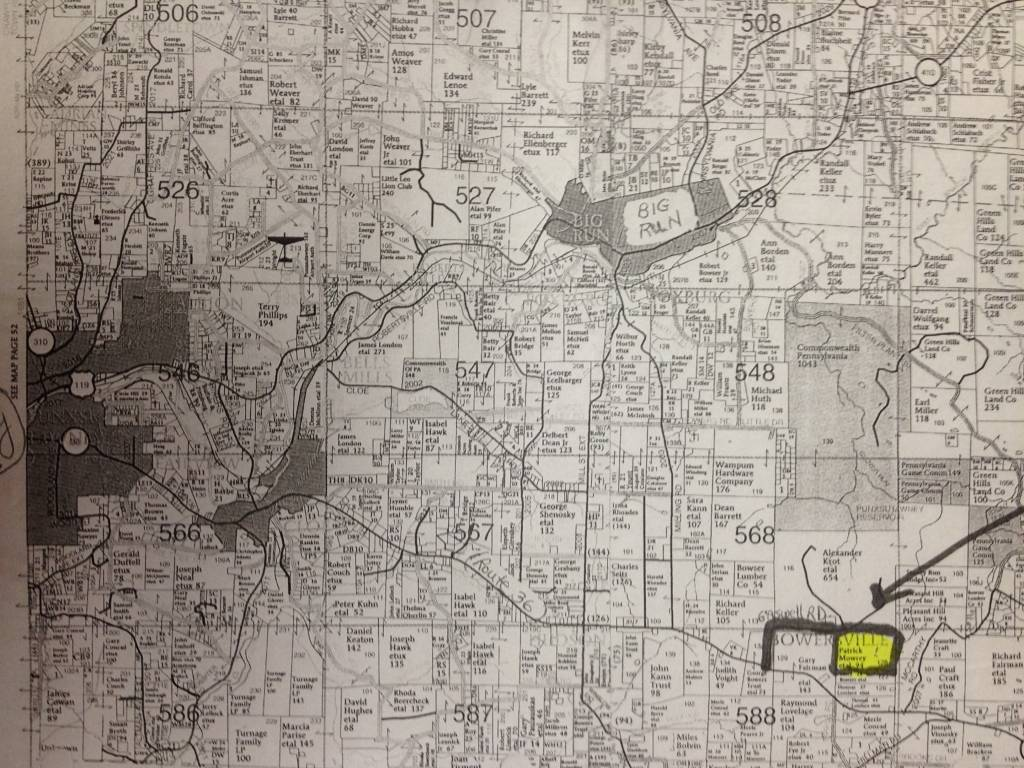 96 Acres Gaskill Township Jefferson County Pa Bowserville Off Route 36 Blue Sky Real Estate