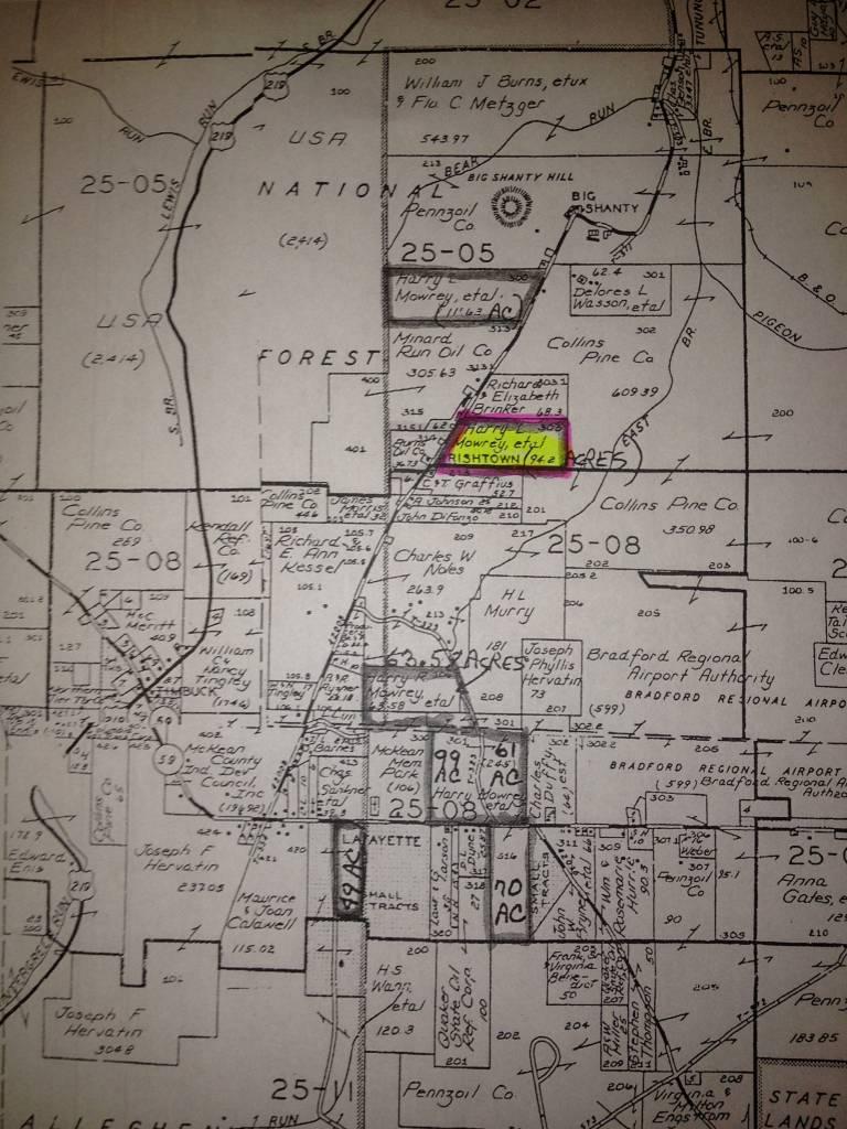 94 2 Acres Lafayette Township Mckean County Pa